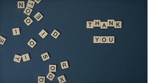 Cảm ơn - Hai từ đầy sức mạnh